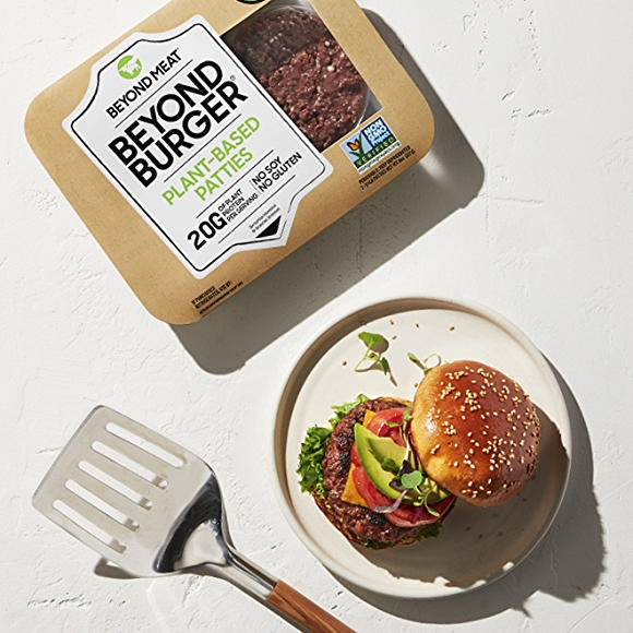 meat alternatives beyond meat