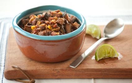 Cookoff-Winning Veggie Chili