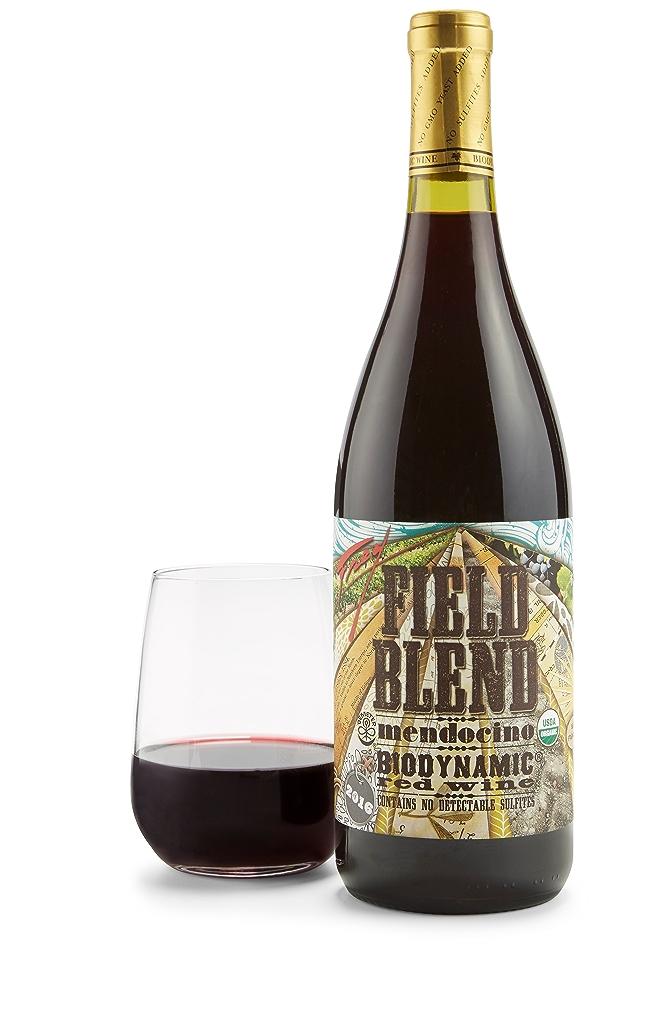 Frey Winery Biodynamic Field Blend Wine