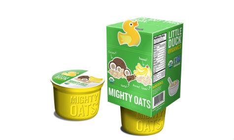 Little Duck Mighty Oats