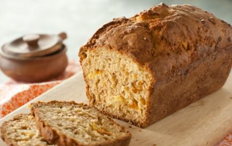 Mango Tea Bread
