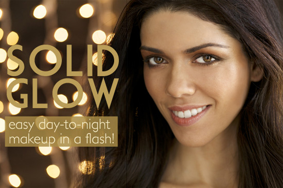 Solid Glow: Easy Night to Day Makeup in a Flash!