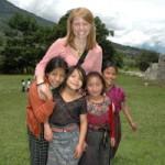 Joy with Guatemalan Kids