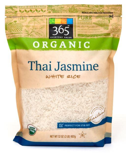 365 Everyday Value® Organic Thai Jasmine White Rice