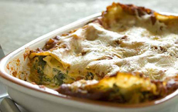 SpinachLasagna