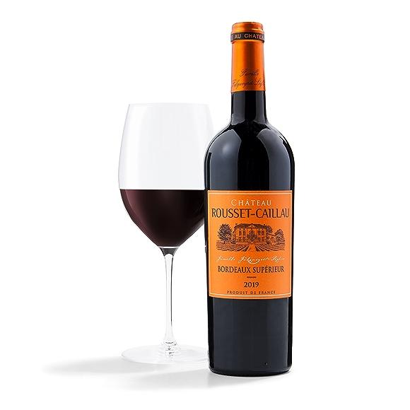 Château Rousset-Caillau Bordeaux Wine