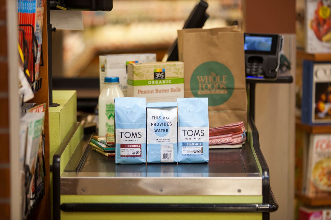 TOMS Roasting Co. | Image by TOMS