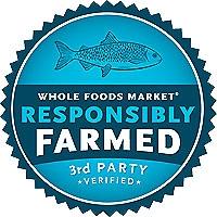 Whole Foods Market Responsibly Farmed logo