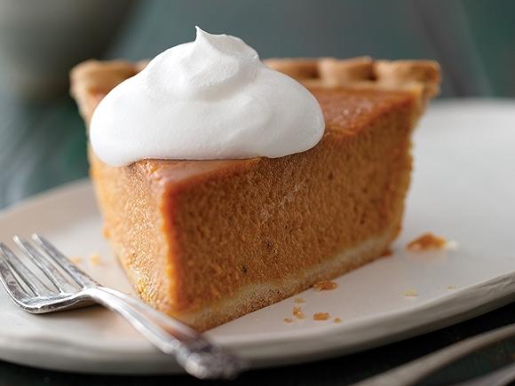 recipe: Classic Pumpkin Pie