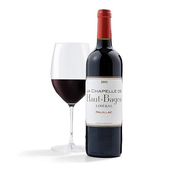 La Chapelle de Haut-Bages Libéral Bordeaux Wine