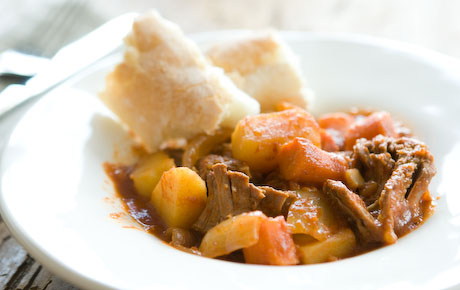 Slow Cooker Classic Pot Roast