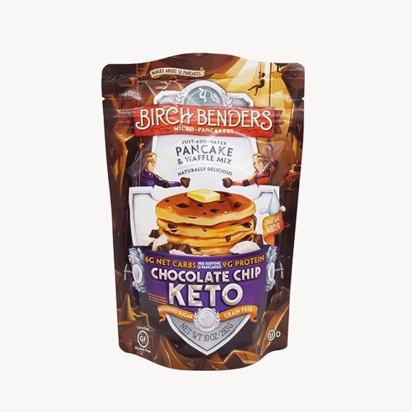 Birch Benders Keto Pancake & Waffle Mixes