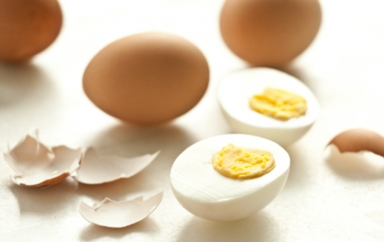 Learn to Cook: Boiled Eggs