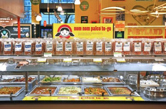Nom Nom Paleo at Whole Foods Market