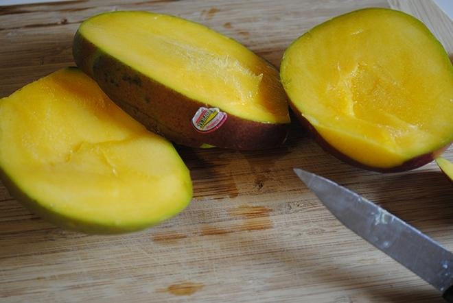 Mango - Photo by Kristin of Iowa Girl Eats
