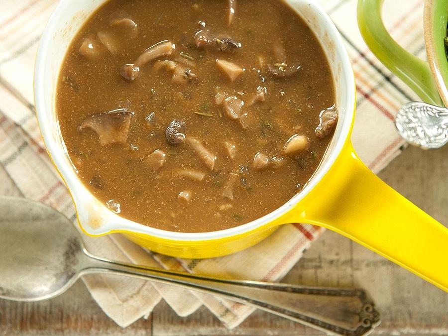 Recipe: Vegan Mushroom Gravy
