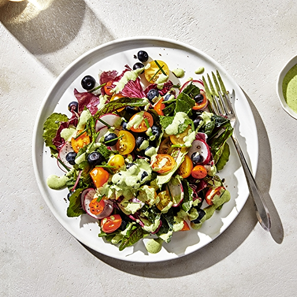 summer salad dressing