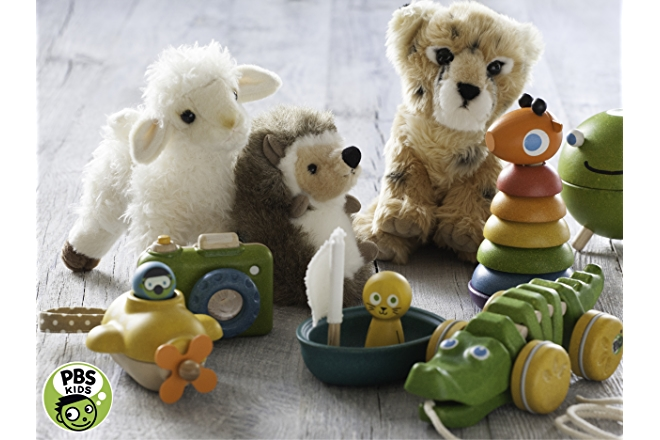 PBS KIDS Toys and Plush Animals