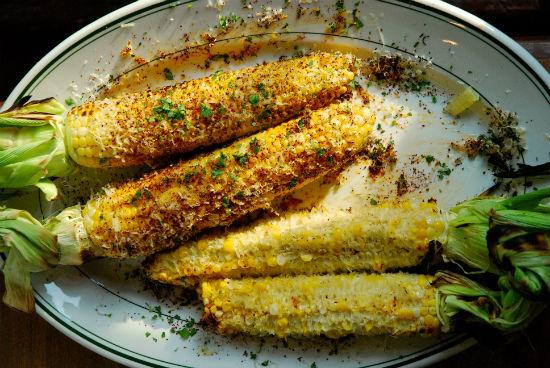 Mexican Street Fair Corn