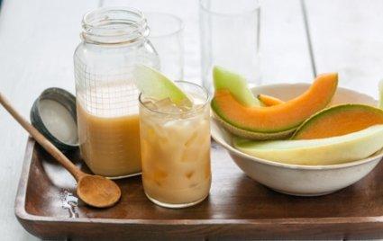 Melon Seed Agua Fresca