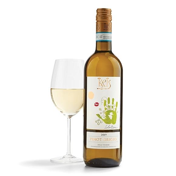Kris Pinot Grigio delle Venezie wine