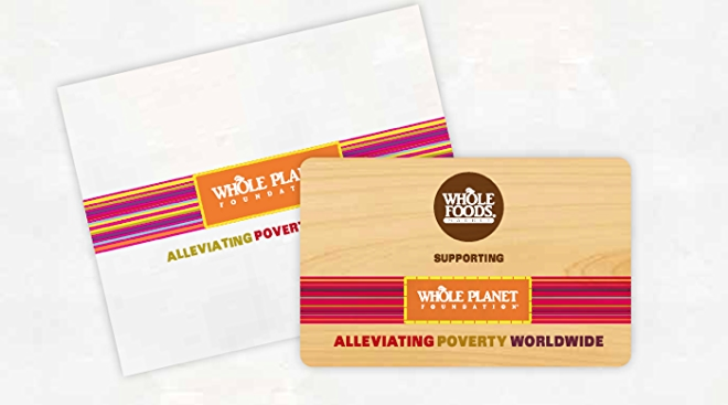 WPF gift cards