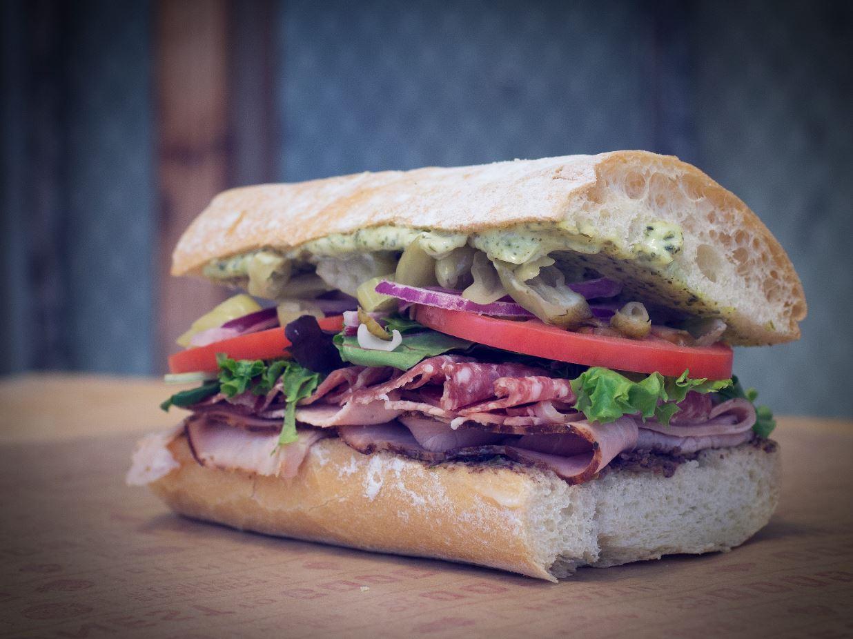 Whole Foods Market Sandwich