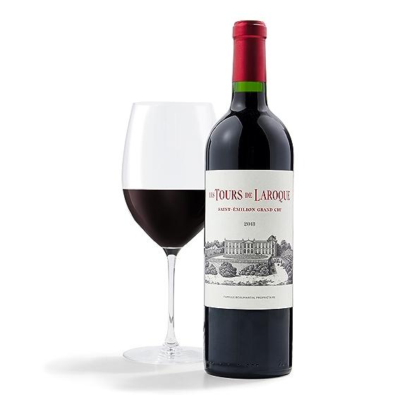 Les Tours de Laroque Bordeaux Wine