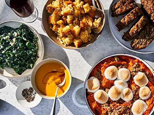 vegan holiday dishes from whole foods market
