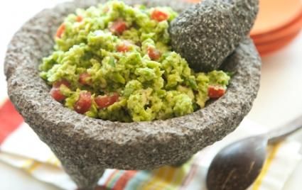 Green Garbanzo Guacamole