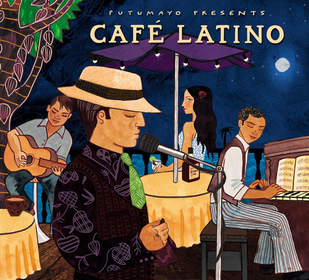 Cafe Latino Album