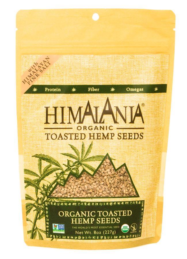 Himalania Hemp Seed Snacks
