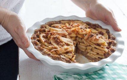A Fresh Take on Apple Pie