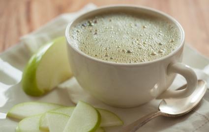 Apple Matcha Latte