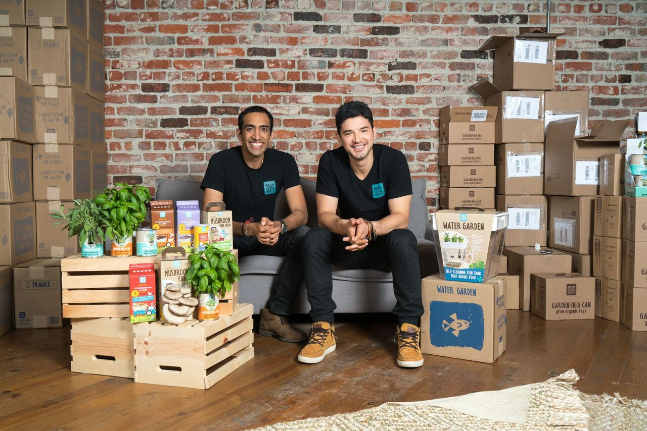 Supplier Stories: How Back to the Roots Upcycles Food Waste into Organic Food