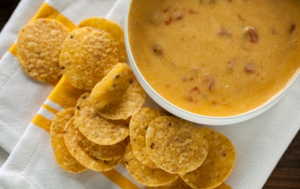 Pumpkin Chile Con Queso