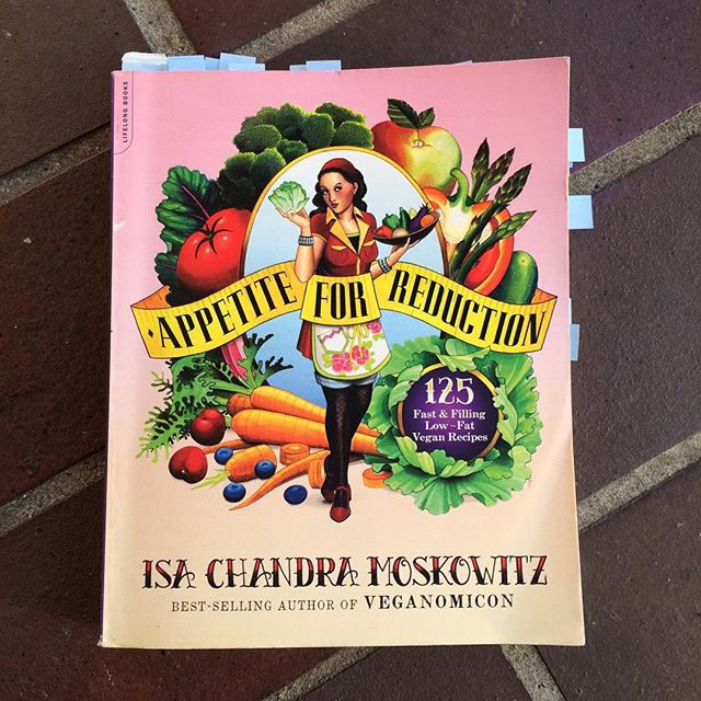 Appetite for Reduction Cookbook: Photo Credit: @jaunty_dame