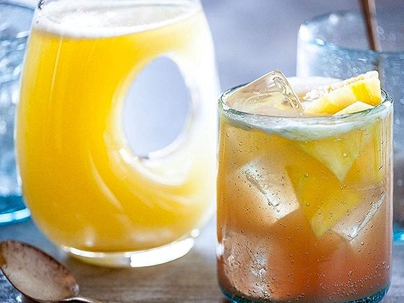 Spring Sparkler drink