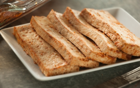 Baked Spicy Tofu