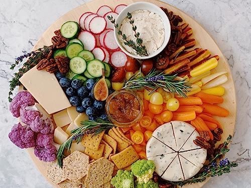 Image of Vegan Cheeseboard