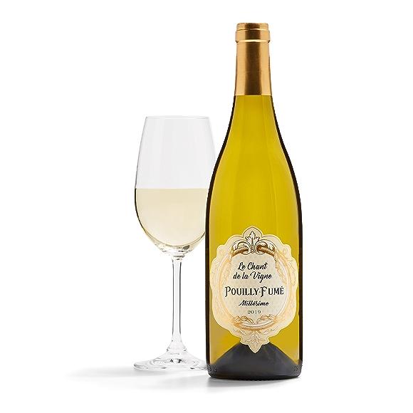 Bottle of Le Chant de la Vigne Pouilly-Fumé