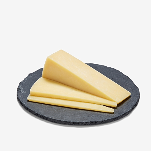 Image of cheese on plate