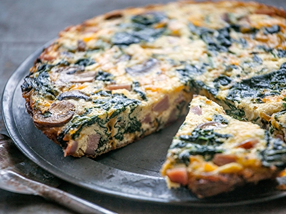 Learn to Cook: Frittata