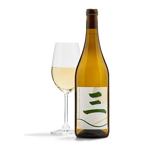 Bottle of  Three by Wade Chenin Blanc Wine