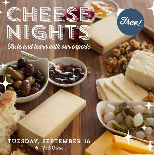 Cheese Nights