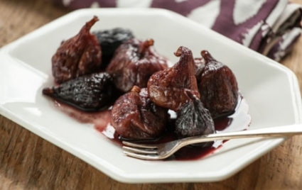 Simple Spiced Figs