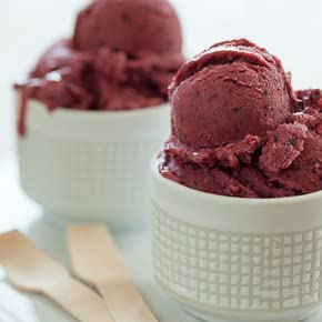 Cherry Frozen Yogurt