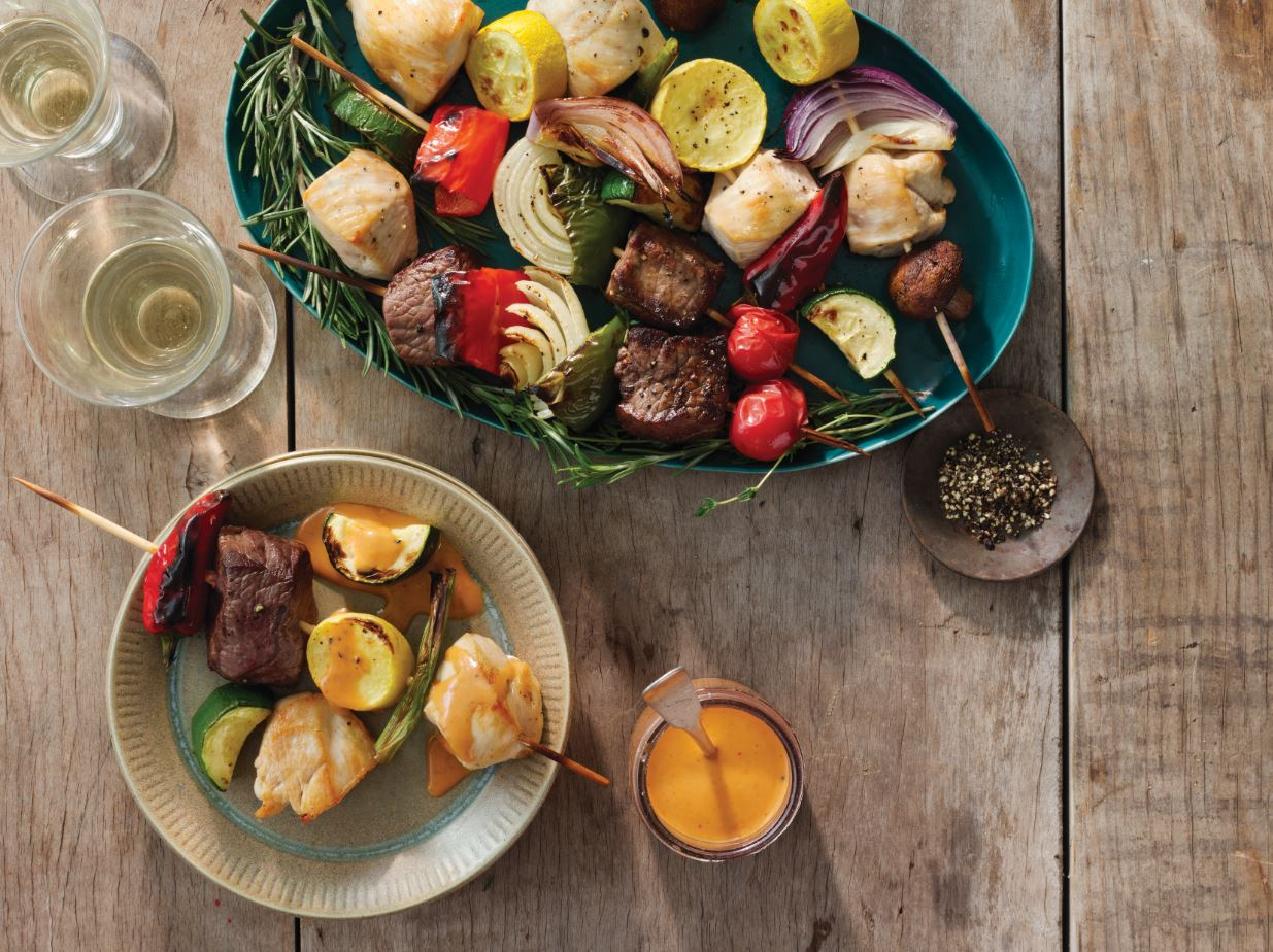 Take the Labor Out of Labor Day | Kabobs