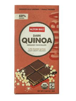 Alter Eco Dark Chocolate Quinoa Bar