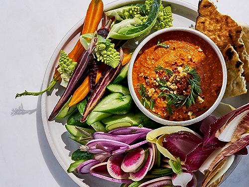Muhammara Red Pepper Dip Recipe